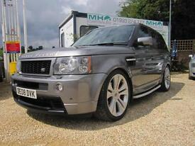 2008 Land Rover Range Rover Sport 3.6TD V8 Auto HST