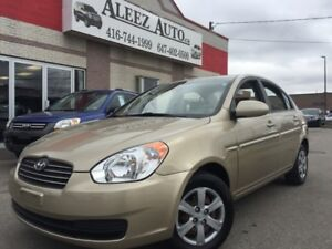 2009 Hyundai Accent ONE OWNER, ONLY 115,400 KM !!!