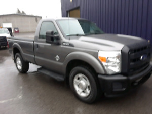 2012 Ford F250 XL *DIESEL*COMME NEUF!