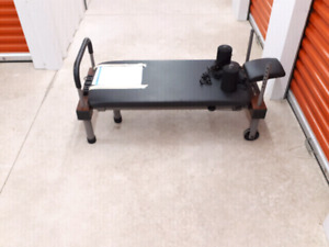 Delivered exercise equipment