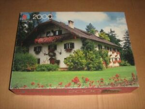 2000 - 1500  PIECES  JIGSAW  PUZZLES