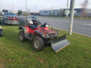 ATV SERVICE We work on all makes and models 905 665 0305