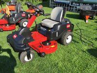 "Toro zero turn lawn tractor 42"""