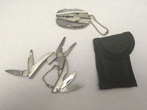 New folding keychain multi-tool