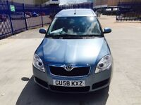 SKODA ROOMSTER 1.6 AUTOMATIC ONLY 23000 MILEAGE