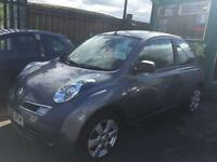 2010 60 Nissan Micra 1.2 16v Visia ONLY 30000 MILES WITH FULL SERVICE RECORDS
