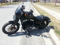 Harley 1200N Nightster - Loaded with Extras