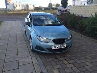 Seat Ibiza 2010 1.2 petrol 44211 miles £2550