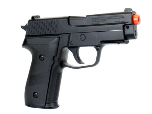 BBTac Airsoft Pistol M26 Gun Spring Loaded 200 fps Starter H