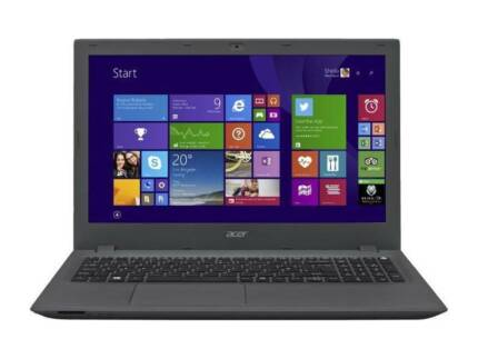 "NEW ACER E 15""LED LAPTOP i7 4th Gen 8GB 1TB HDD 1 YR WARRANTY Lidcombe Auburn Area Preview"