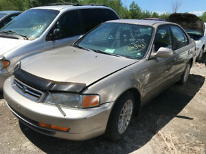 2000 Acura EL ** FOR PARTS ** INSIDE & OUTSIDE **