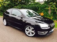 FORD FOCUS ST ST3 FULL LEATHER INTERIOR + FULL SERVICE HISTORY