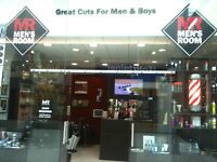 BARBERS VACANCY WHITE ROSE CENTRE LEEDS FULL OR PART TIME