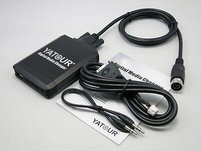 Yatour M07 Digital Media CD Changer For Alpine M-Bus USB SD AUX iPod Interface Alpine Cd Changer Interface