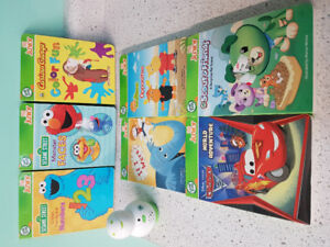 Leap Frog Items
