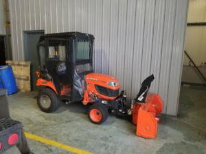 2014 Kubota BX2660 trade for a sports/muscle car