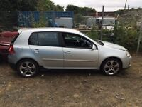 Mk5 golf gti for parts