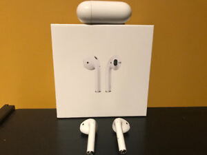 BRAND NEW APPLE AIRPODS (need gone ASAP)