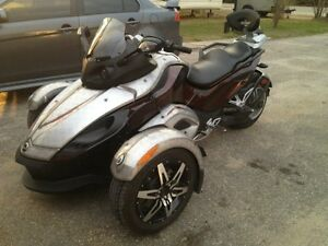 CanAm Limited Edition Spyder