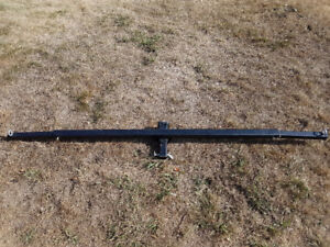 Receiver Mount Tie Down Bar
