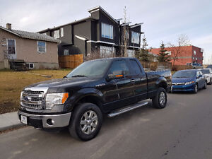2014 Ford F-150 XLT Supercab Pickup Truck