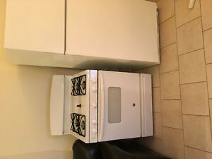 Refrigerator and stove for sale