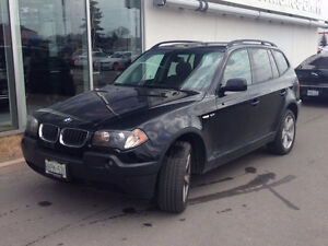2006 BMW X3 Safety & E-tested !! New Michellin Tires 2.5L 6cyl.
