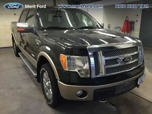 2012 Ford F-150 Lariat  - one owner - local - trade-in - sk tax