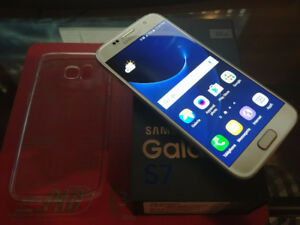 Galaxy S7 argent