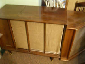 Phillips Floor Model Stereo