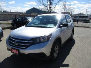 2014 HONDA CRV LX NO ACCIDENT ONLY 67,000 KM