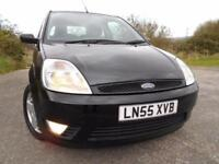 2005 55 FORD FIESTA 1.2 ZETEC CLIMATE 3D 74 BHP ** PART EXCHANGE TO CLEAR **