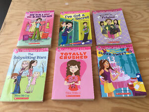 Candy Apple Book Lot