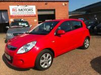 2009(59) Hyundai i20 1.2 Comfort, Red. 5dr Hatch, **ANY PX WELCOME**