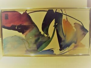CALLING ALL ART COLLECTORS - Peter Kitchell - Up A Paddle