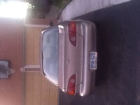 2002 Toyota Corolla CE Plus Sedan with low KM and New Tires