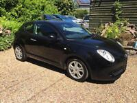 2010 60 ALFA ROMEO MITO 1.4 16V 3 DOOR HATCH 6 SPEED MANUAL DNA SPORTS EXHAUST