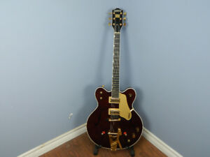 2011 Gretsch 6122T-62 Country Gentleman Mint With Case