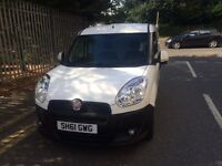 Fiat Doblo sx multi jet only 61000 miles 12 months mot 1 previous owner no vat on this vehicle