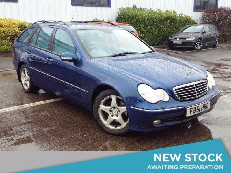 2001 mercedes benz c class c220 cdi avantgarde auto in st george bristol gumtree. Black Bedroom Furniture Sets. Home Design Ideas