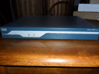 Cisco 1841 Integrated Services Router $150 obo
