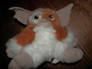 Vintage-Nanco-Plush-Gizmo-Gremlin-8-in-High-Good-