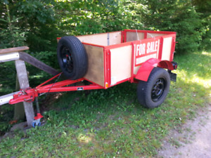 utility trailer for sale or trade.