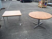 Tables for free