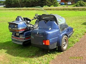 Antique Honda Goldwing for sale!