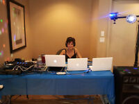 $250 DJ / VJ services (2 Projectors included)