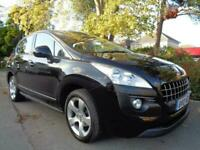 PEUGEOT 3008 1.6 VTI SPORT 2010 COMPLETE WITH M.O.T HPI CLEAR INC WARRANTY
