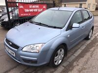 (57) FORD FOCUS STYLE (125) SERVICE HISTORY, WARRANTY