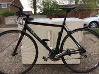 B-Twin road bike