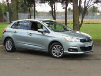 2011 Citroen C4 1.6e-HDi VTR+ Airdream**NEW SHAPE DIESEL AUTO**£20 TAX**80MPG**